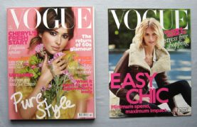 Vogue Magazine - 2010 - October